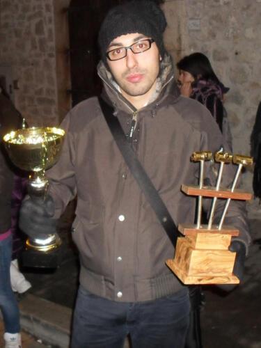 Massimo Gianmichele - Miglior Cantore